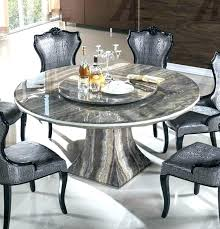 modern marble dining table set room top high beautiful interior design round 60 c