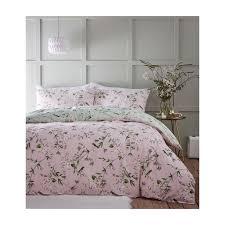 hummingbird pink quilt cover duvet
