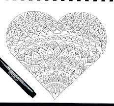Love Color Pages Coloring Pages Of Love Hearts Camelliacottageinfo