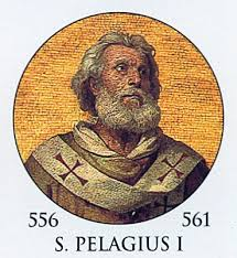 Pope Pelagius I