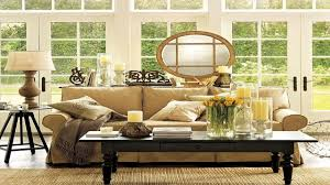 Pottery Barn Living Room Decorating Ideas Rustic Living
