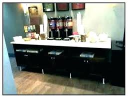 Coffee Stations For Office Coffee Station Furniture Office Co Home Interior Company In