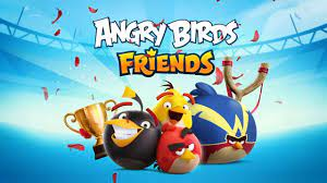 Angry Birds Friends MOD APK v10.4.1 (Unlimited Powers/Unlocked) Updated  August 2021