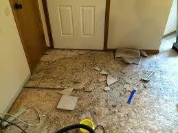 How To Remove Tile Entranceway Install Pergo Laminate Flooring