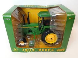 1 16th john deere 4630 limited edition 2006 plow city show