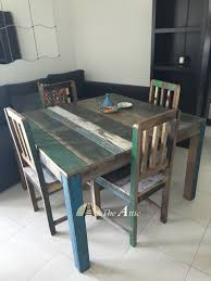 Environmentally Friendly Eclectic Colorful Rustic This Dining