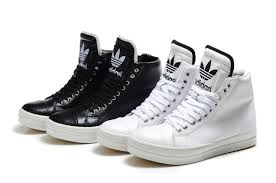 adidas shoes high tops black and white. adidas high tops for girls | originals big tongue . shoes black and white e