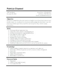 Simple High School Resume Examples First Job Resume Template High School Timetoreflect Co