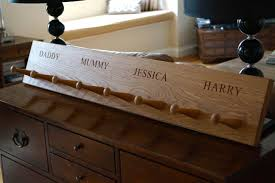 Personalised Coat Rack Personalised Coat Hooks Make Me Something Special 31