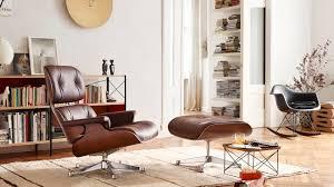 Lounge Chair Living Room Vitra Lounge Chair Ottoman