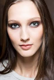 at nicole miller f w 39 15 the makeup artists used mac s retro matte