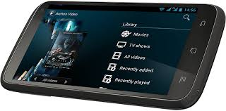 Archos 40 D TITANIUM 4GB: Amazon.de ...