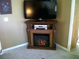 black electric fireplace entertainment center black electric