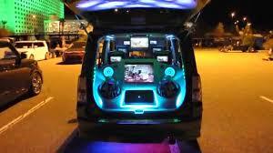 scion xb interior. scion xb custom interior and exterior led rgb lighting head light vip youtube