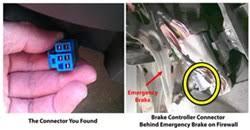 dodge ram brake controller wiring diagram great installation of installing brake controller on 2008 dodge ram 1500 4x4 etrailer com rh etrailer com dodge ram trailer brake controller wiring diagram chevy brake controller