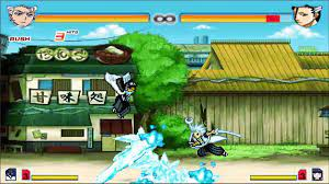 Bleach Vs Naruto 3.5 Kbh