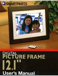 pdf for smartparts digital photo frame syncpix spx12 manual