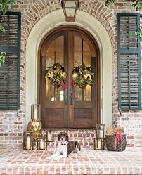 barn front door5 Tips for Fall Front Door Flower Wreaths with Pottery Barn  Camp