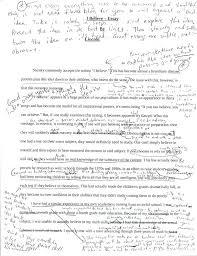 Sample Of Synthesis Essay Argumentative Essay Sample Examples Argumentative Essays 9 Samples