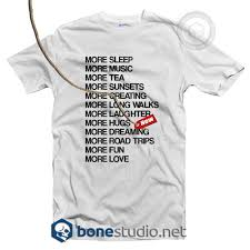 Life Goals T Shirt Adult Unisex Size S 3xl