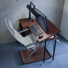 pc desk that can desk work on recliner chairs keyboard and mouse