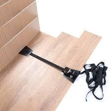 floor installation belt clamp