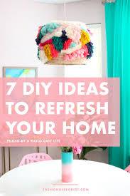 7 amazing diy decor ideas to refresh