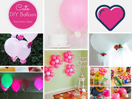 Balloons can never go out of fashion and are apt for any celebration then may it be birthdays or anniversaries. 7 Lovable Very Easy Balloon Decoration Ideas Part 1 Sad To Happy Project