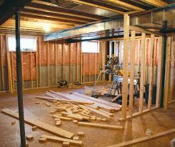 Finishing Versus Remodeling A Partially Finished Basement Built By Awesome Small Basement Remodel
