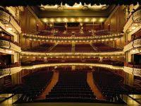 Uncommon Chicago Theater Seat Chart Chicago Theater Seats View