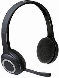 <b>Logitech H600</b> Wireless <b>Headset</b>, Stereo Headphones with Rotating ...