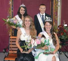 Fair royalty crowned - Xenia Gazette
