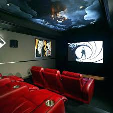 Movie Theater Room Ideas Cool Awesome Themed Bedroom Decorating