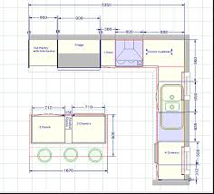 kitchens small kitchen floor plans floors open craftman floorplan