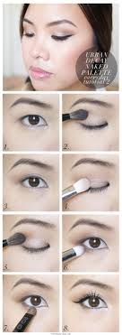 everyday makeup tutorial gorgeous easy makeup tutorials for brown eyes