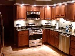 image of kitchen recessed lighting design ideas
