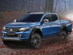 The Limited Edition Mitsubishi L200 Barbarian SVP Is Here - Group