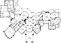 second floor of oh dream home copyright elliot johnson, aia House Extension Plans Perth european style house plan 5 beds 7 00 baths 8617 sq ft plan 61 house extension designs perth
