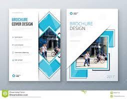 Design Corporate Brochure Template Layout Design Corporate Business Annual