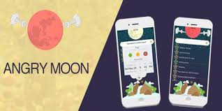 Angry Moon To Do List App Template Codester