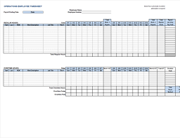 Biweekly Time Sheet Calculator Inspiration Employee Time Sheet Weekly Monthly Yearly