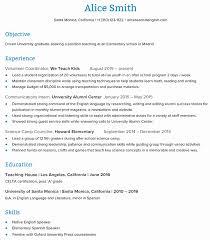 Oxford Resume format Lovely Esl Resume Matchboard
