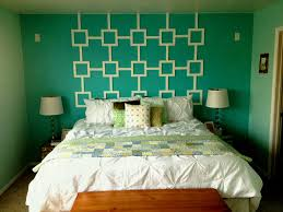 bedroom diy wall decor ideas for home pictures also delectable images using patterned fabric and