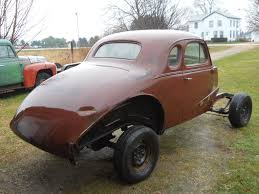 1937 Chevy coupe   The H.A.M.B.