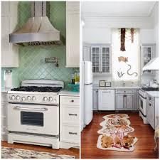 White Appliances In Kitchen Sparkling White Kitchens With Big Chill Appliances