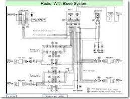 1995 nissan maxima bose radio wiring diagram images nissan maxima audio wiring diagram