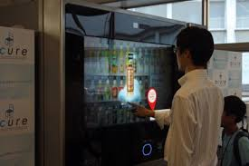 Touch Screen Vending Machine Japan Mesmerizing High Tech Japanese Vending Machines I Heart Japan Japan Travel