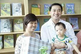 Hết ung thư, mẹ và bé Binh An sống khỏe