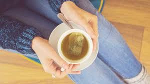 Green Tea Caffeine Vs Coffee Chart How Much Caffeine Is In Green Tea