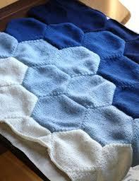 5 Fun Knit Afghan Patterns for Beginners & Knit sky blanket Adamdwight.com